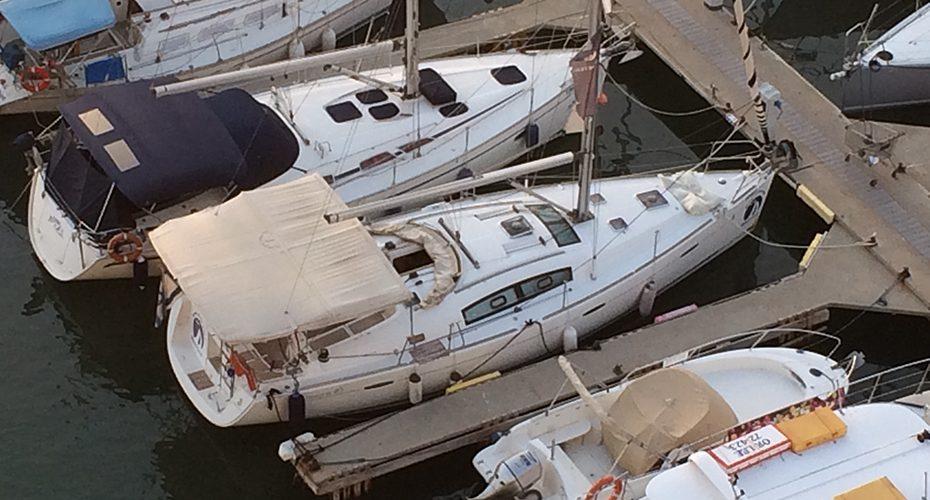 היאכטה Sea View מרינה הרצליה, הפלגה רומנטית